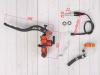 Машинка тормозная JCGK левая оранжевая 18мм превью 3