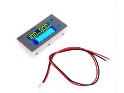 Вольтметр 10-100V LCD фото 1