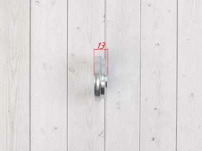 Контргайка стержня штока М22 фото 5