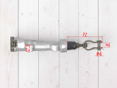 """Тормозной цилиндр T4/T6/K6 (машинка) задний 10"""" фото 5"""