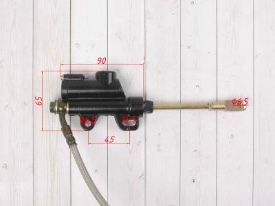 Тормозная система задняя HK160 PH фото 5