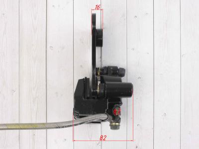 Тормозная система задняя HK160 PH фото 11