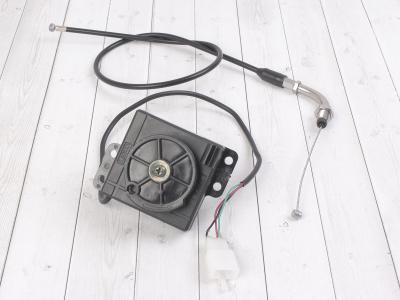 Адаптер для ручки газа с тросиком комплект  фото 1