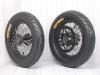Комплект дорожных/минимотард колес BUTCH 10-10 в сборе  превью 1