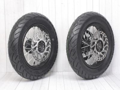 Комплект дорожных/минимотард колес BUTCH 10-10 в сборе  фото 3