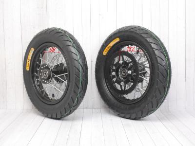 Комплект дорожных/минимотард колес BUTCH 10-10 в сборе  фото 7