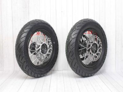 Комплект дорожных/минимотард колес BUTCH 10-10 в сборе  фото 11