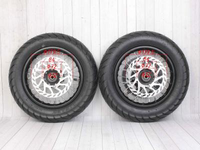 Комплект дорожных/минимотард колес BUTCH 10-10 в сборе  фото 13