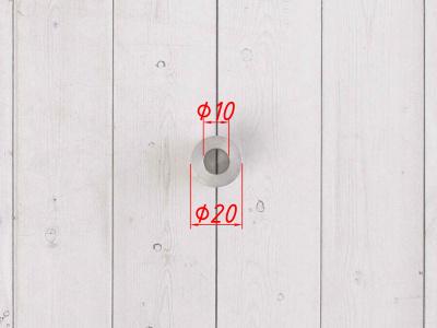 Втулка крепления амортизатора 10мм  фото 3