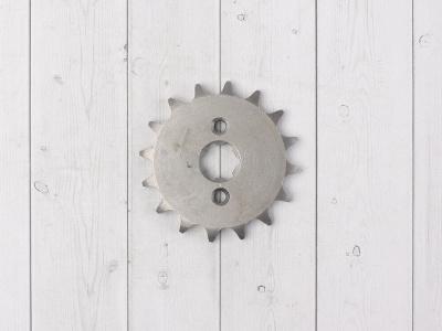 Шестерня привода коленвала (вторичный вал) KAYO двиг. YX140,150,160 см3 (P040198) CN фото 7