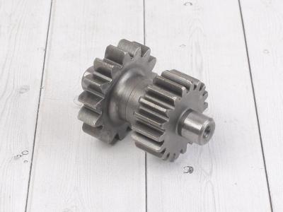 Шестерня промежуточная электростартера KAYO двиг. YX CB250 (воздушный)  CN фото 1