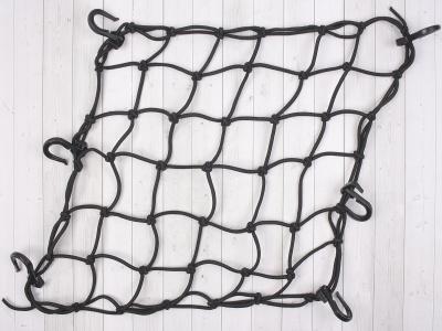 Сетка багажная SM-PARTS 40 х 40 см черная фото 3