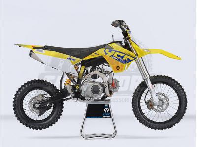 Питбайк YCF BIGY 125MX 17/14 ,125cc, 2019г. фото 25