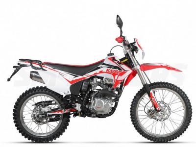 Мотоцикл кроссовый KAYO T2-G 250 ENDURO 21/18 (2019 г.) ПТС фото 13