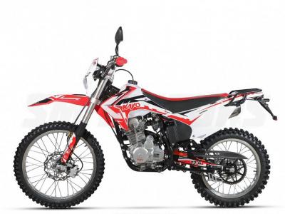 Мотоцикл кроссовый KAYO T2-G 250 ENDURO 21/18 (2019 г.) ПТС фото 15