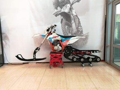 Мотоцикл кроссовый/сноубайк KAYO K1 250 2018 г. фото 1