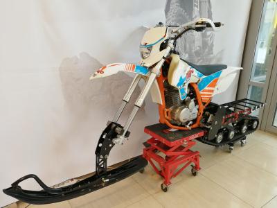 Мотоцикл кроссовый/сноубайк KAYO K1 250 2018 г. фото 3