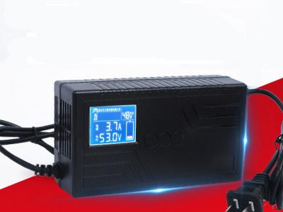 Зарядное устройство для литий-ионных батарей  48v 13s 2A фото 3