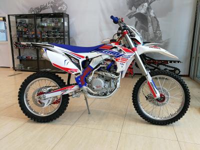 Кроссовый мотоцикл BSE M2 250e 21/18 фото 5