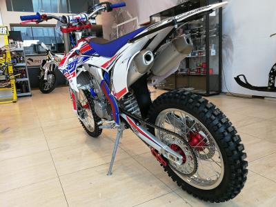 Кроссовый мотоцикл BSE M2 250e 21/18 фото 7