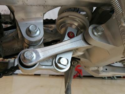 Кроссовый мотоцикл BSE M2 250e 21/18 фото 11