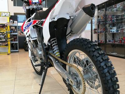 Кроссовый мотоцикл BSE Z5 250e 21/18 172FMM фото 5