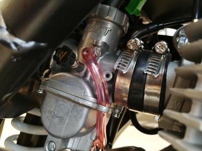 Кроссовый мотоцикл BSE Z5 250e 21/18 172FMM фото 13