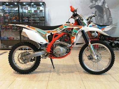Кроссовый мотоцикл BSE Z6 250e 21/18 фото 1