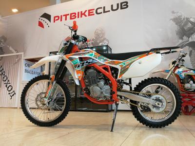 Кроссовый мотоцикл BSE Z6 250e 21/18 фото 3