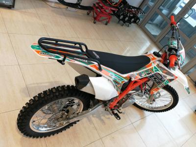 Кроссовый мотоцикл BSE Z6 250e 21/18 фото 7