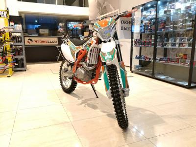 Кроссовый мотоцикл BSE Z6 250e 21/18 фото 5