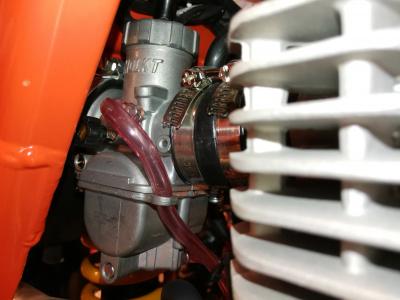 Кроссовый мотоцикл BSE Z6 250e 21/18 фото 13