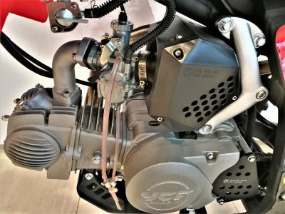 Питбайк YCF BIGY 150MX-KL1 (фара) 17/14 ,150cc, 2019г. фото 9