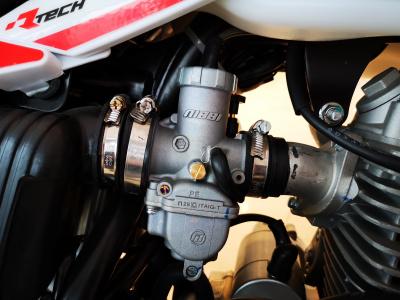 Мотоцикл кроссовый KAYO T2-G 250 ENDURO 21/18 (2019 г.) ПТС фото 11