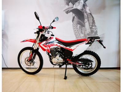 Мотоцикл кроссовый KAYO T2-G 250 ENDURO 21/18 (2019 г.) ПТС фото 1