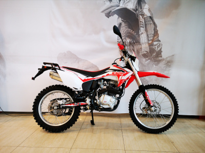 Мотоцикл кроссовый KAYO T2-G 250 ENDURO 21/18 (2019 г.) ПТС фото 3