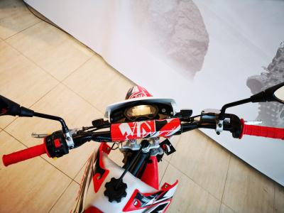 Мотоцикл кроссовый KAYO T2-G 250 ENDURO 21/18 (2019 г.) ПТС фото 7