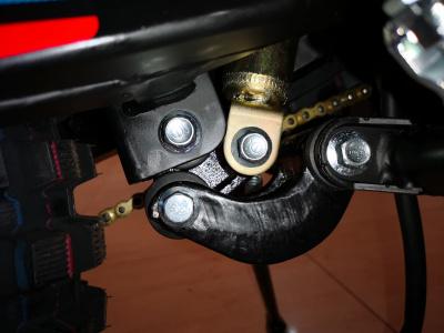 Мотоцикл GR-SX150 19/16 (2020 г.) фото 11