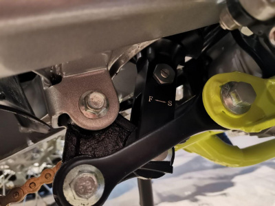 Мотоцикл BRZ X5M 250cc 21/18 фото 21
