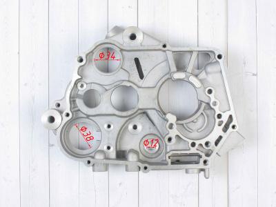 Картер двигателя правый двиг. YX150,160 (кикстартер)  OEM фото 3
