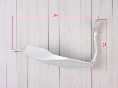 Защита рук  HP24 белая армированная 22-28мм фото 3