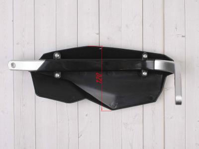 Защита рук  HP24 черная армированная 22-28мм фото 5