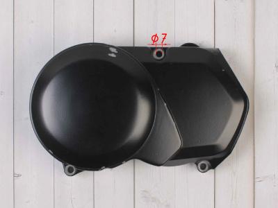 Крышка генератора SUPERMOTO черная YX125-160 без э/стартера фото 3