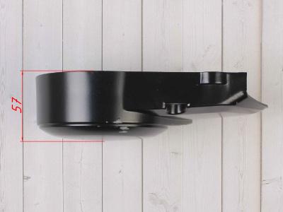Крышка генератора SUPERMOTO черная YX125-160 без э/стартера фото 7