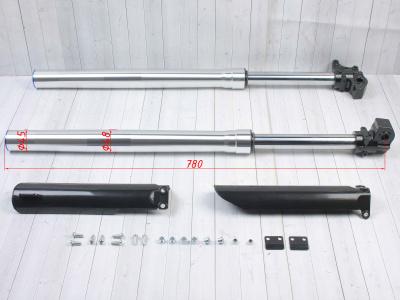Амортизаторы передние (перья вилки) BSE PH10 780mm 45/48мм  фото 3
