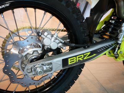 Мотоцикл BRZ X5M 250cc 21/18 фото 23