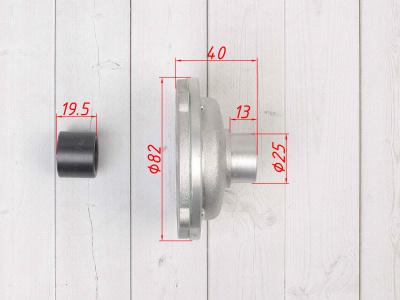 Фильтр масляный центробежный KAYO двиг.YX140 (P040216) фото 7