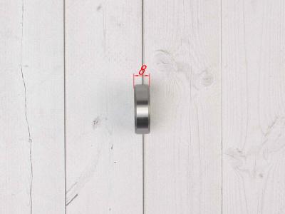 Подшипник выжимной корзины сцепления YX/ZS. ZNL 6000ZZ 26x10x8 фото 5