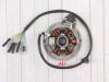 Плата генератора в сборе YX125-140 превью 3