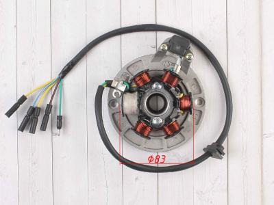 Плата генератора в сборе YX125-140 фото 3